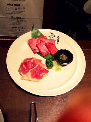 名古屋の美味しい焼き肉屋さんの写真