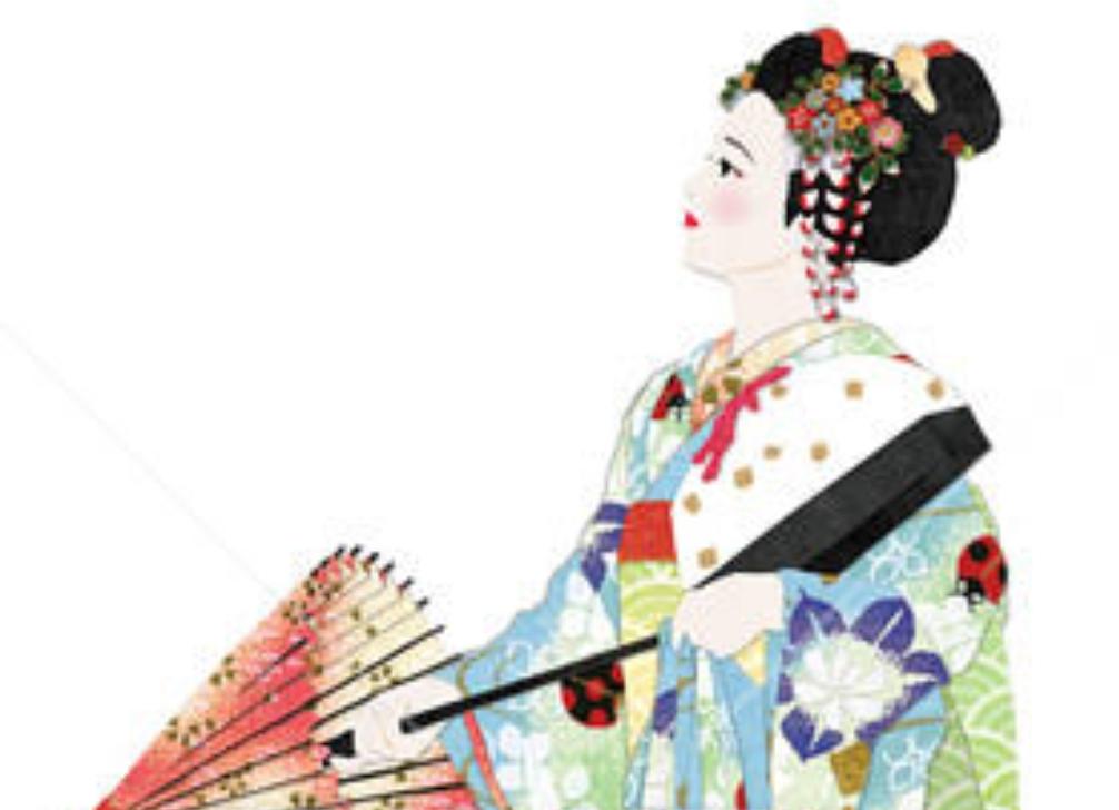 舞妓さんが涼顏な理由💓顏汗、化粧崩れ もうバイバイ👋の写真
