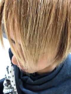 髪質改善トリートメントの写真